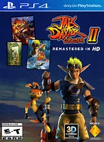 jak and daxter remaster