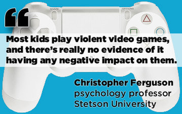 violence in video games 4