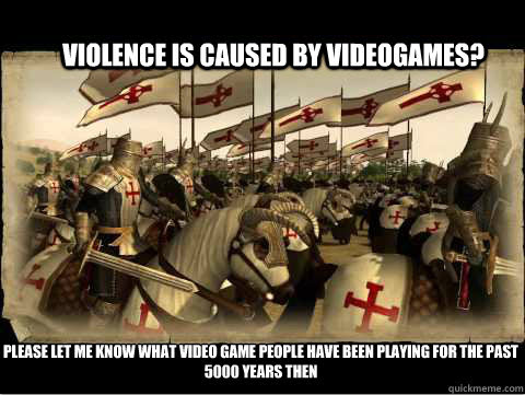 violence in video games 6